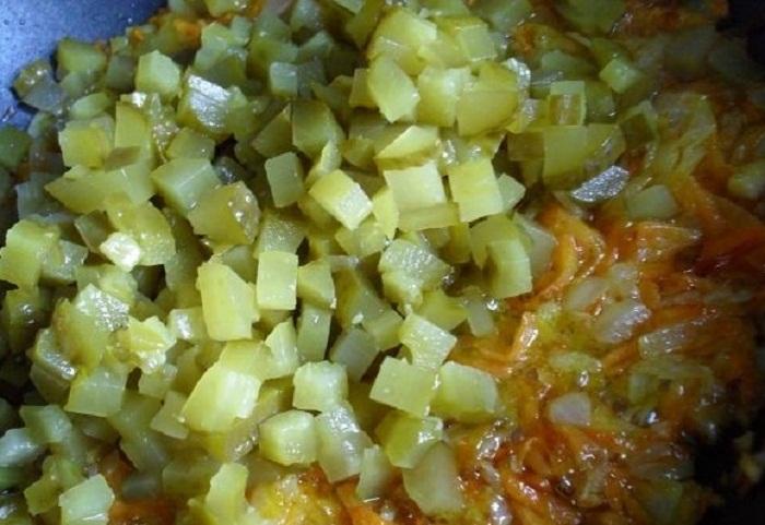 Классическая солянка пошаговый рецепт