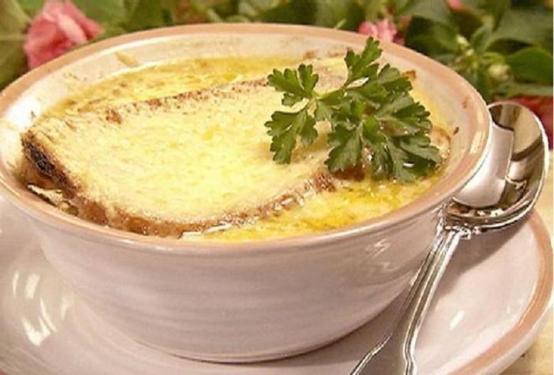 Суп луковый для похудения рецепт
