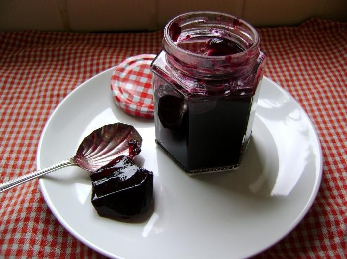 желе черной смородины рецепт