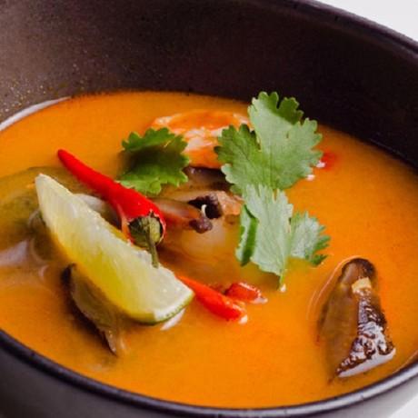 Суп «Том ян кунг»