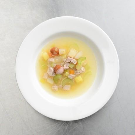 Снерт — гороховый суп по Голландски