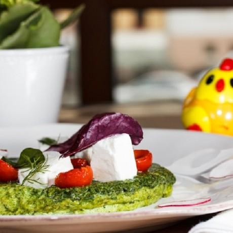 Азербайджанский омлет