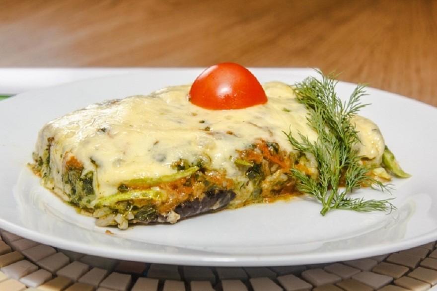 Рецепты овощной лазаньи в домашних условиях с фото