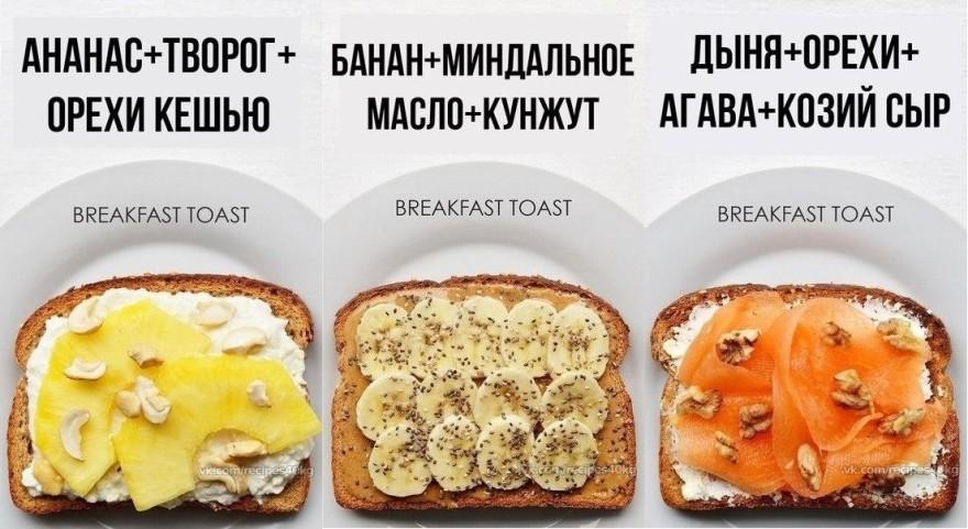 рецепты для быстрых бутербродов