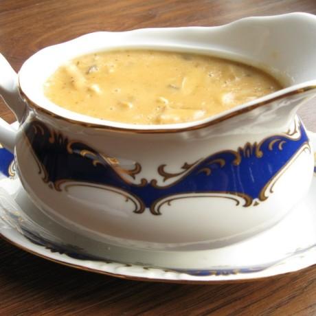 Грибной соус
