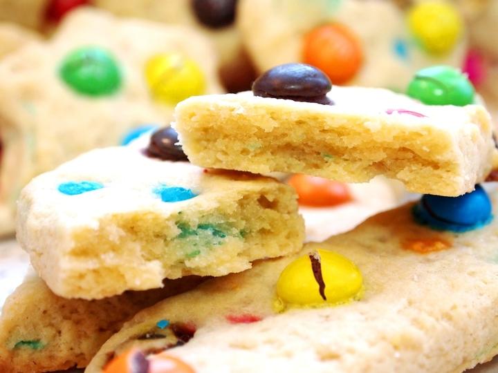 Песочное печенье пошаговое
