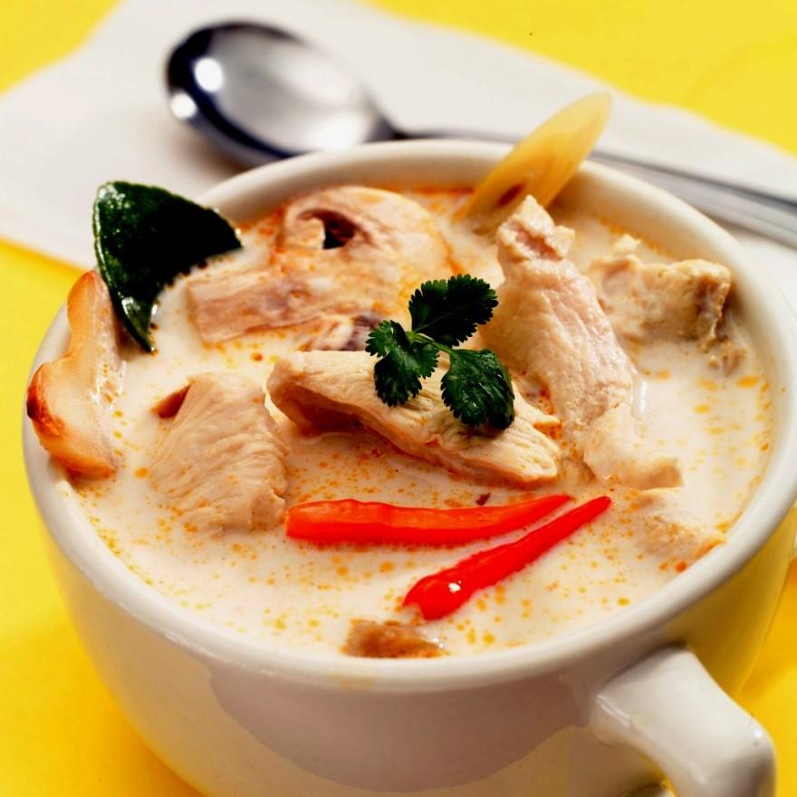 суп Том-Кха-Гай