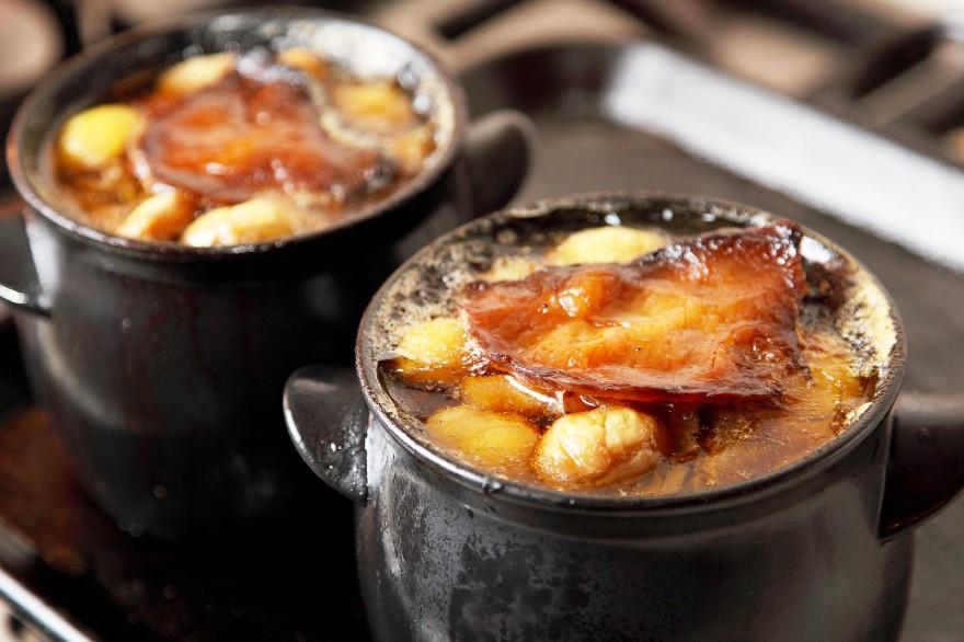 Пити — азербайджанский традиционный суп с бараниной