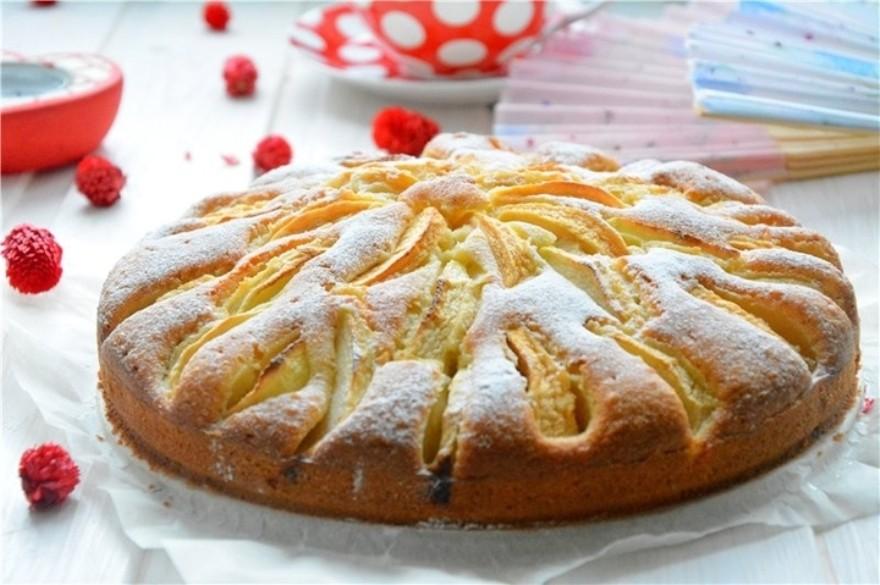 Яблочный пирог Корнуэльский