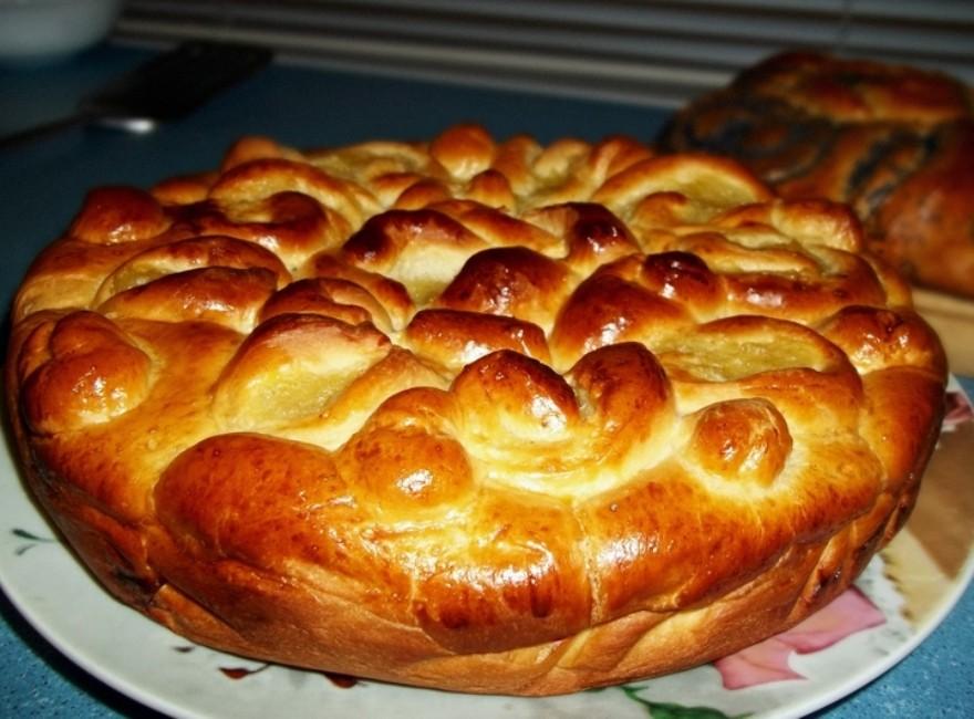 Пирог  «Маковый»