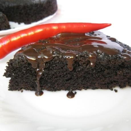 Пирог шоколадный «Мексиканский»