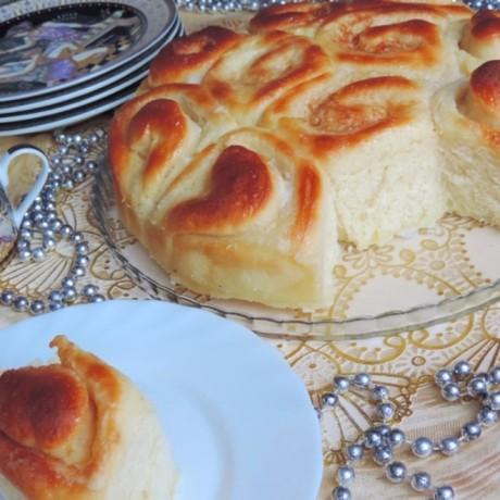 Пирог «Осиное гнездо»