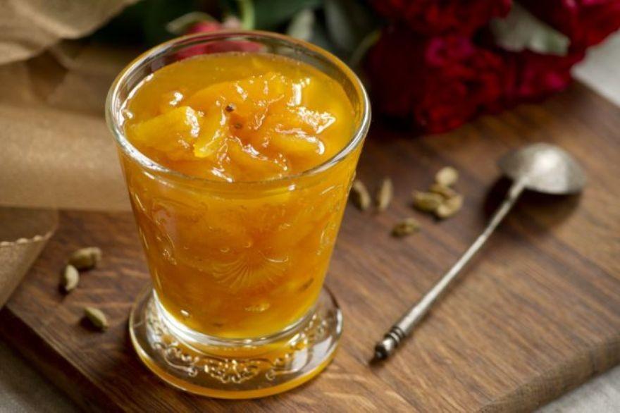 Варенье из персиков с кардамоном