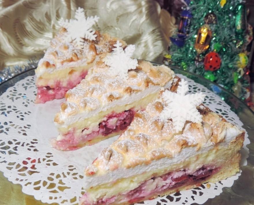 Торт «Девичьи грезы»