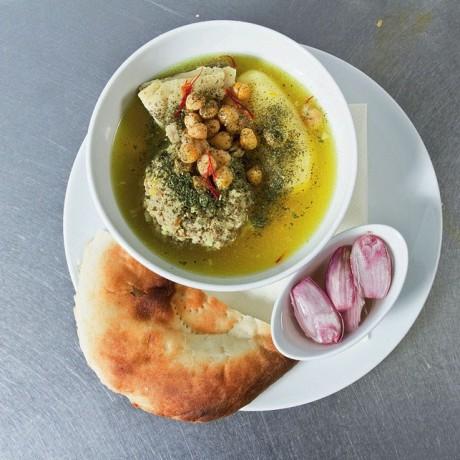 Суп Кюфта-бозбаш из баранины