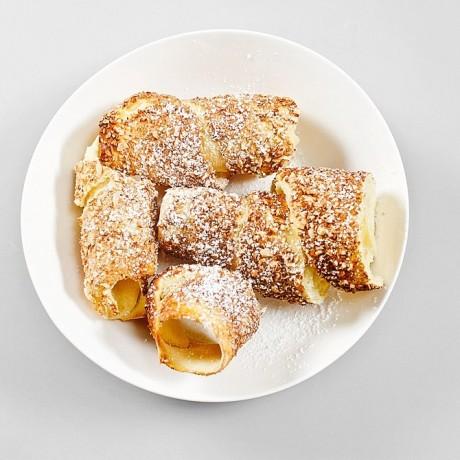 Трдельник — чешская булочка
