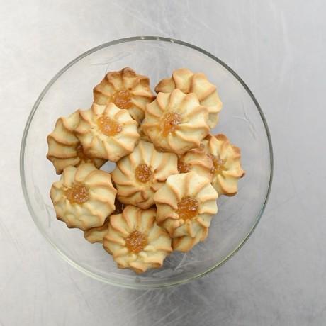 Бакинское песочное печенье Курабье