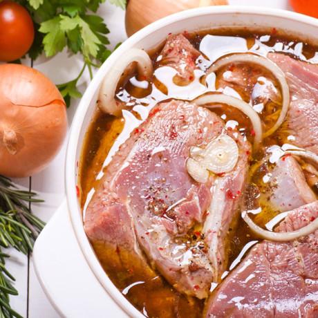 Маринады для баранины рецепты