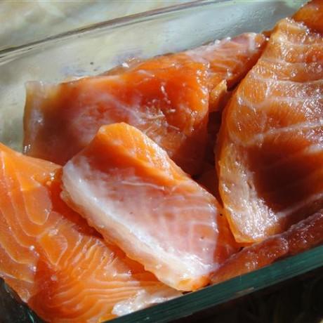 Маринады для рыбы.