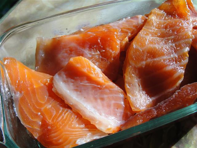 Рецепты салатов из рыбы с фото 79