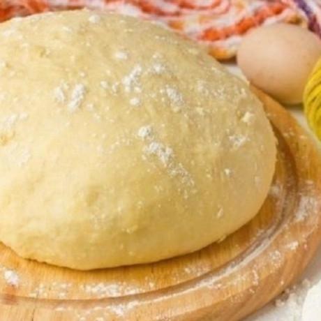 Тесто для пиццы на дрожжах