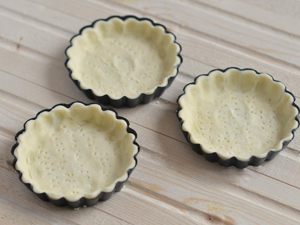 изготовление тарталетки рецепт пошагово