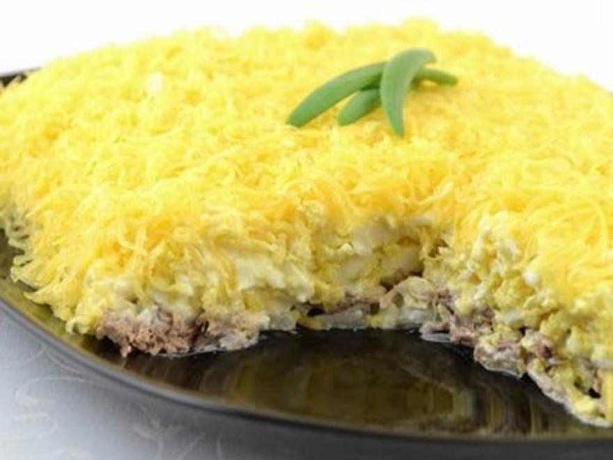 Мужские грезы салат рецепт пошагово
