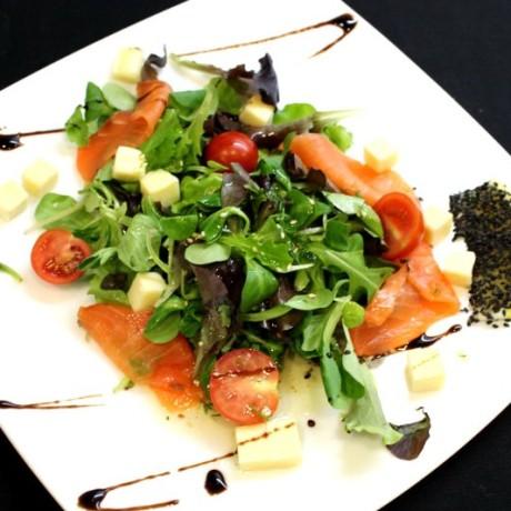 Рецепт салата жульен из курицы и грибов