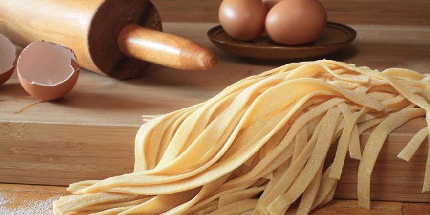 Изготовление спагетти своими руками 43
