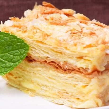 Торт «Наполеон» по классическому рецепту — десерт, который тает во рту