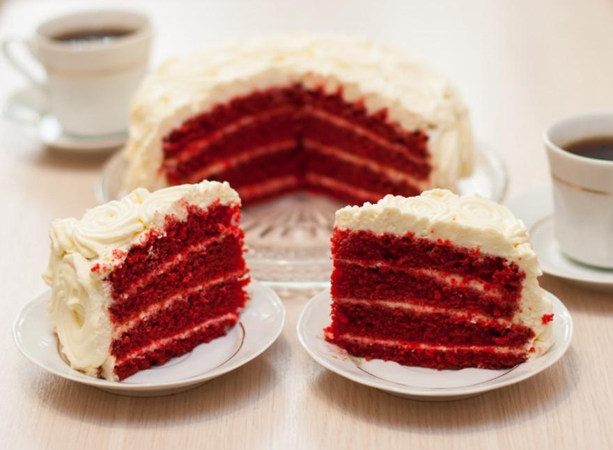 Рецепт торта красный бархат с картинками набор байт