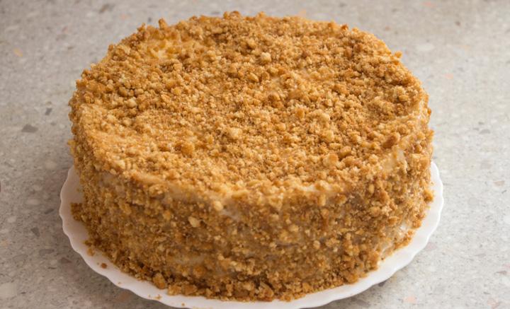торт рыжик рецепт в одноклассниках