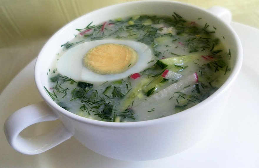 Салат с курицей и омлетом - Пошаговый рецепт с фото Салаты 94