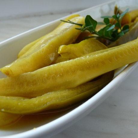 Огурцы крупные на зиму рецепты в горчичной заливке